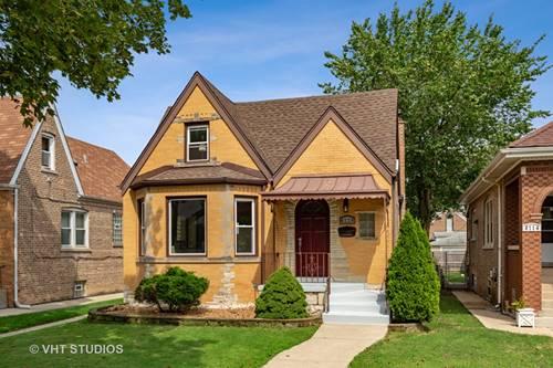 6118 W Wellington, Chicago, IL 60634 Belmont Cragin