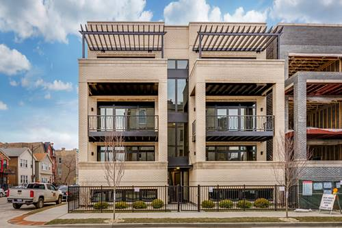 1350 W Walton Unit 3W, Chicago, IL 60642 Noble Square