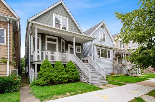 4922 N Bell, Chicago, IL 60625 Ravenswood