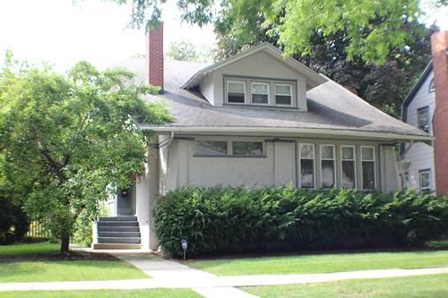 815 Linden, Oak Park, IL 60302