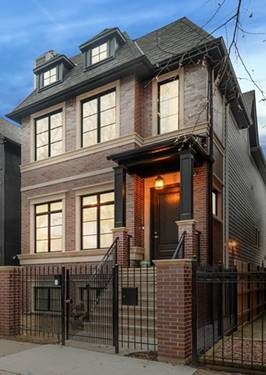 3931 N Paulina, Chicago, IL 60613 West Lakeview
