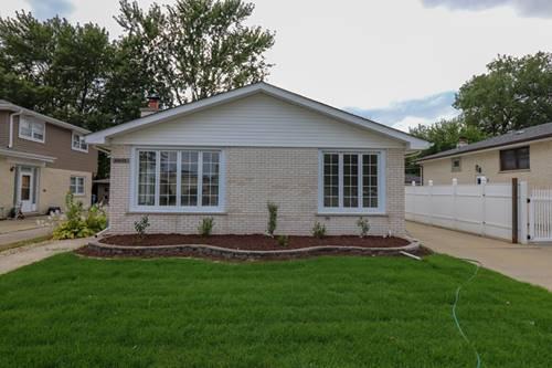 10428 S Knox, Oak Lawn, IL 60453