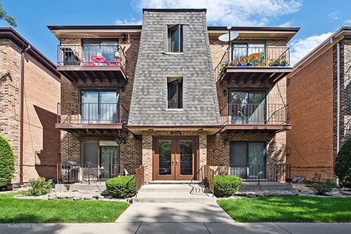 6620 W 64th Unit 2E, Chicago, IL 60638 Clearing West
