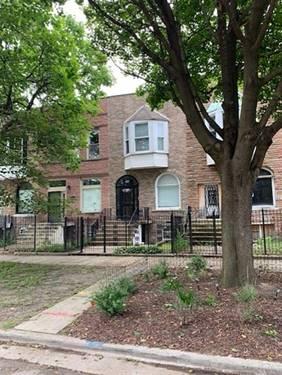 4405 S Prairie, Chicago, IL 60653 Bronzeville