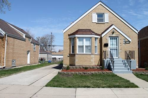 3814 W 84th, Chicago, IL 60652 Ashburn