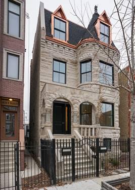 1630 W Warren Unit 2, Chicago, IL 60607 Near West Side