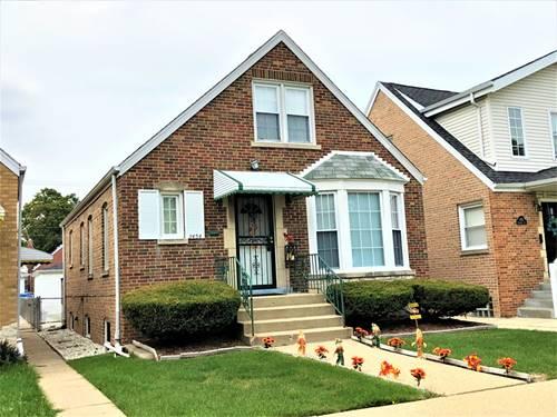 3454 N Oleander, Chicago, IL 60634 Belmont Heights