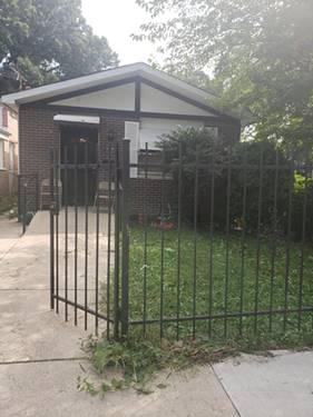 11719 S Church, Chicago, IL 60643 Morgan Park