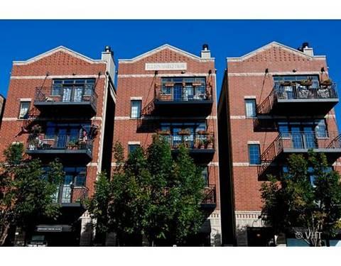 1044 W Fulton Unit 3, Chicago, IL 60607 West Loop
