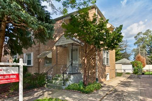 3811 N Pacific, Chicago, IL 60634 Irving Woods
