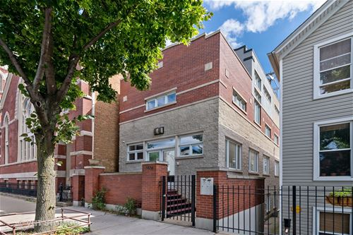 1461 N Paulina Unit 1F, Chicago, IL 60622 Wicker Park
