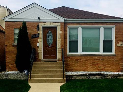 3239 N Ozanam, Chicago, IL 60634 Belmont Heights