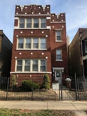 4637 N Monticello, Chicago, IL 60625 Albany Park
