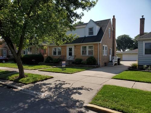 10632 S Hamlin, Chicago, IL 60655 Mount Greenwood