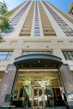 200 N Dearborn Unit 3706, Chicago, IL 60601 The Loop