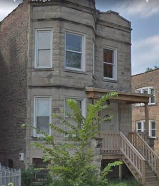 4517 W Adams, Chicago, IL 60624 West Garfield Park