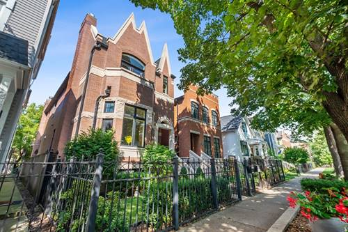 3416 N Seeley, Chicago, IL 60618 Roscoe Village