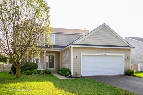 1504 Broadlawn, Plainfield, IL 60586