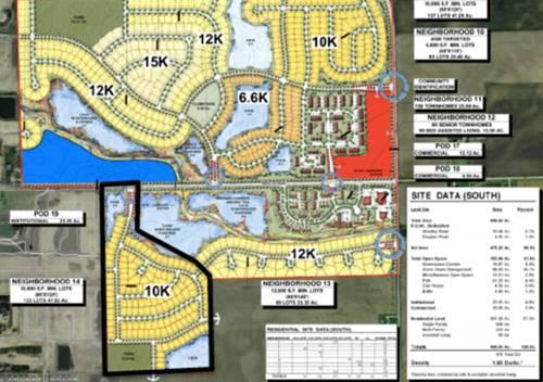 169 lots Hummel Trails #14, Oswego, IL 60543