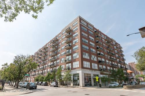 6 S Laflin Unit 921, Chicago, IL 60607 West Loop