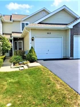 563 Woodhaven, Mundelein, IL 60060