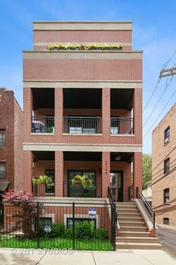 2744 N Mildred Unit 3, Chicago, IL 60614 Lincoln Park