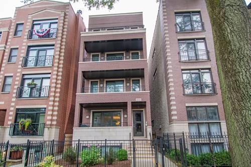 3533 N Wilton Unit 3, Chicago, IL 60657 Lakeview