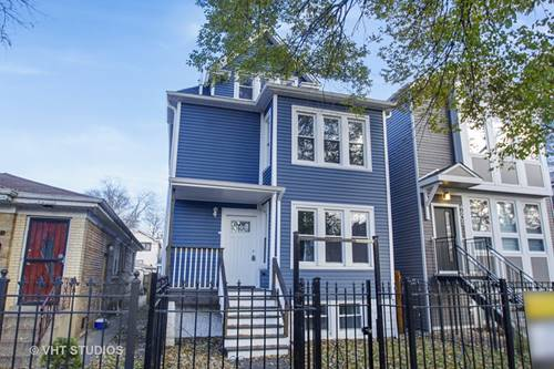 4609 N Springfield, Chicago, IL 60625 Albany Park