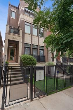 1505 W Walton Unit 3, Chicago, IL 60642 Noble Square