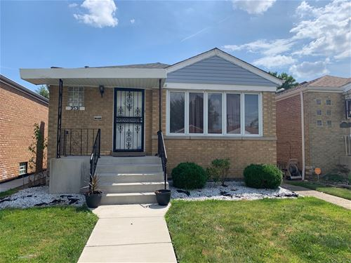 3531 W 75th, Chicago, IL 60652 Ashburn