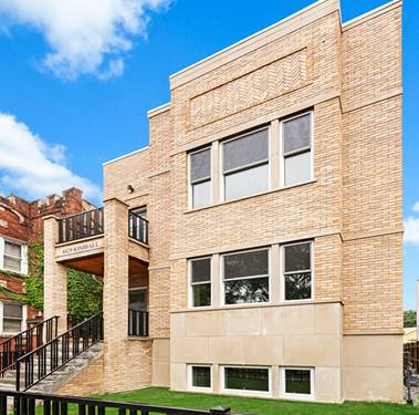 4429 N Kimball Unit 1, Chicago, IL 60625 Albany Park
