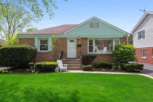 4084 Garden, Western Springs, IL 60558