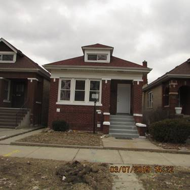 8514 S Bishop, Chicago, IL 60620 Gresham