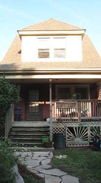 5007 N Hermitage, Chicago, IL 60640 Ravenswood