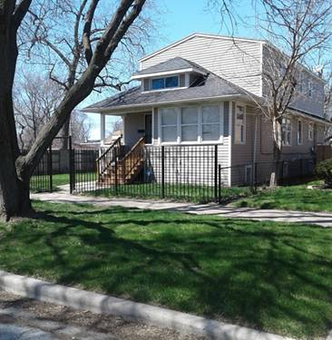 1058 W 105th, Chicago, IL 60643 Washington Heights