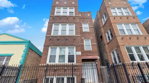 1043 N Christiana Unit 2, Chicago, IL 60651 Humboldt Park