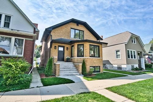 5745 W Grace, Chicago, IL 60634 Portage Park