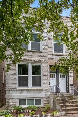 2511 W Walton, Chicago, IL 60622