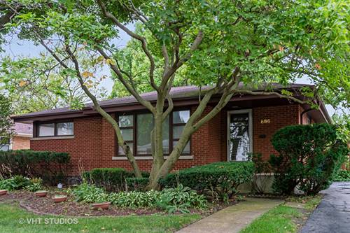 886 S Prospect, Elmhurst, IL 60126