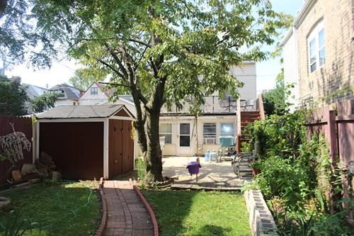 4120 N Bernard, Chicago, IL 60618 Irving Park