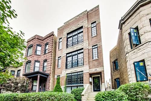 3630 N Magnolia Unit 3, Chicago, IL 60613 Lakeview