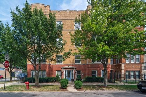 3532 W Palmer Unit G1, Chicago, IL 60647 Logan Square