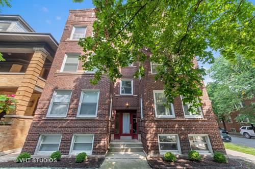 2144 W Giddings Unit 1, Chicago, IL 60625 Ravenswood