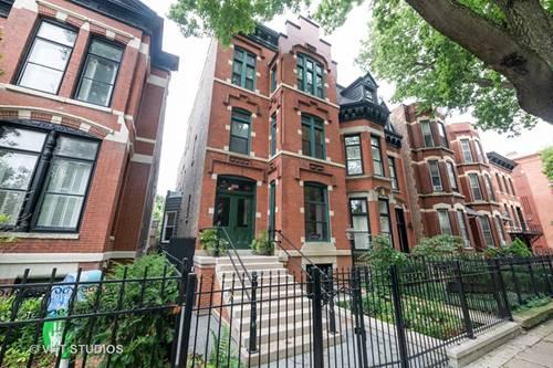 2020 N Orleans Unit 2, Chicago, IL 60614 Lincoln Park
