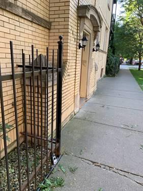 2821 W Rosemont Unit 2, Chicago, IL 60659 West Ridge