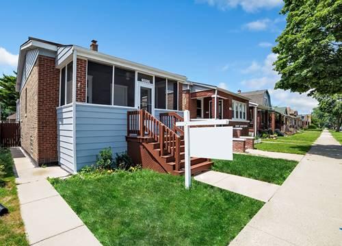 2820 N Menard, Chicago, IL 60634 Belmont Cragin