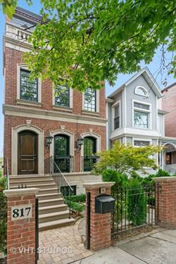 817 W Wrightwood, Chicago, IL 60614 Lincoln Park