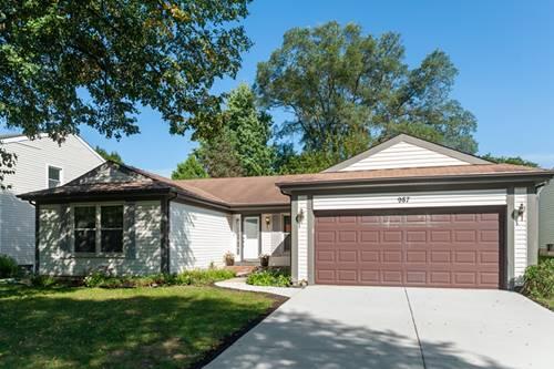 987 Knollwood, Buffalo Grove, IL 60089