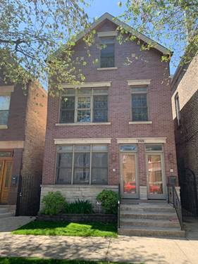 2020 N Honore Unit 2, Chicago, IL 60614 Bucktown