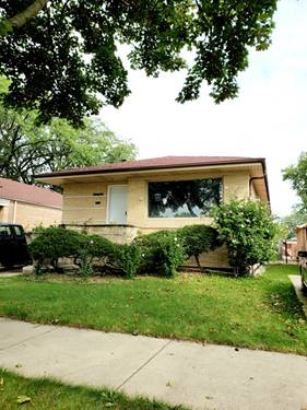 3852 W 82nd, Chicago, IL 60652 Ashburn